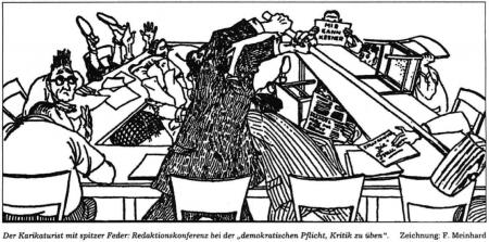 ф-Meinhard-Redaktionskonferenz